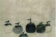中国早期的禅僧:牧溪曾绘画艺术影响日本艺术上千年
