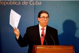 古巴强烈反对美国实行新制裁措施