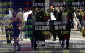 日韩股市低开 日经跌逾1%