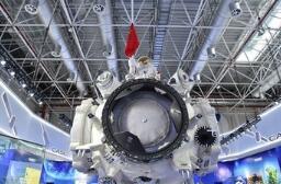 中国空间站核心舱首次公开 2022年前后完成在轨建造