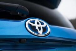 日本丰田汽车上半财年营业利润上升