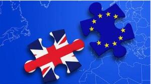"""英国金融业欢迎""""脱欧""""协议草案"""