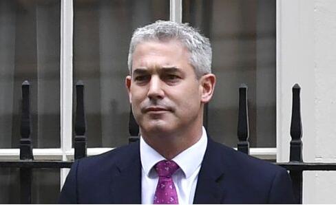 英国首相梅可任命斯蒂芬巴克莱为新的脱欧秘书