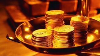 黄金期货价格周五连续第三个交易日收高