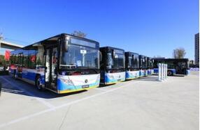 2020年北京公交车全面新能源化