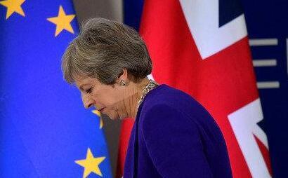 """欧盟通过英国""""脱欧""""协议  英国将在明年3月29日正式""""脱欧"""""""
