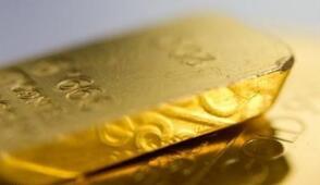 黄金期货价格周一冲高回落最终小幅收跌  跌幅不到0.1%