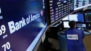 摩根士丹利表示,即使美联储暂停加息,美国银行股仍将表现良好