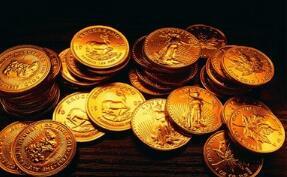黄金期货价格周三收高0.8%,收于1223.60美元/盎司