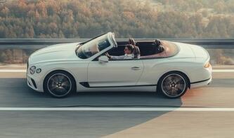 新款宾利欧陆GT敞篷车发布 洛杉矶车展首秀
