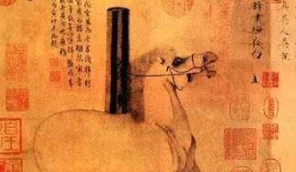 历代丹青圣手笔下的马  跃然眼前