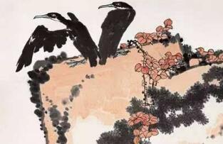 为什么潘天寿的画如此霸气?
