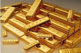黄金期货价格周五收跌 0.4%,收于1226美元/盎司
