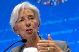 IMF主席:拉加德呼吁消除贸易关系紧张