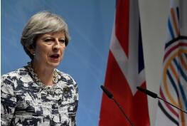 特蕾莎:盟友和伙伴渴望尽快与英国签署自贸协议