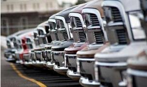 美国两大汽车巨头公布11月份销售数据:克莱斯勒11月销售同比增17% 福特汽车同比下滑6.9%