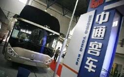 中通客车:前11个月汽车销量同比下滑40.27%