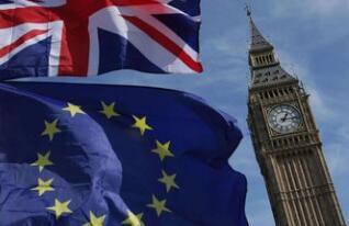 """英国议会11日将就""""脱欧""""协议投票"""