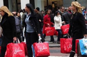 """高盛看好经济走势 """"只要消费依然强劲 市场就有希望"""""""