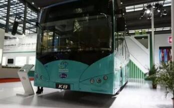 比亚迪在法国开设电动公交车厂