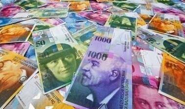 日元、法郎因美国政治不确定、全球经济增长放缓而升值