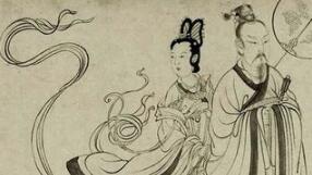 傅抱石画美人:女神最动人的是有品有格的灵魂