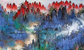 刘海粟作品拍卖价值