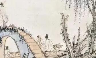 张大千论中国画的透视