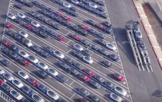 优惠政策即将取消 特斯拉在美仍有3300辆Model 3库存