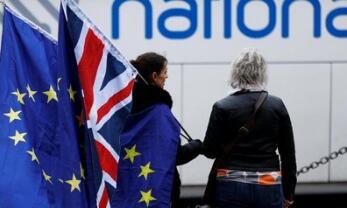 """英国""""脱欧""""时间日趋临近 2019年英国经济面临四大不确定性"""