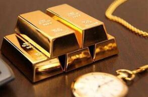 黄金期货价格周三收高0.2%,收于1284.10美元/盎司