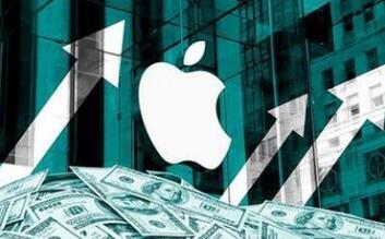 自高峰以来,苹果市值下跌几乎超过美国任何一家公司的市值