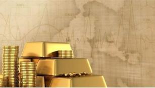由于全球经济增长担忧  黄金从多月峰值回落