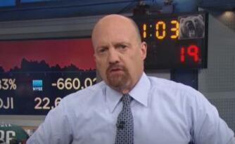 Cramer:是时候购买Clorox,百事可乐,可口可乐等经济衰退的股票了