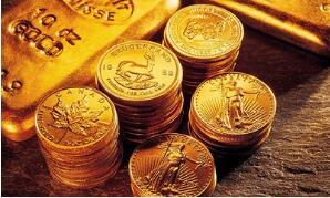 由于美国就业数据强于预期,黄金下跌 钯金价格突破1,300美元大关