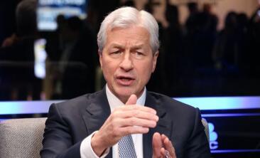 摩根大通CEO戴蒙表示,股市反应过度,未来不会出现衰退
