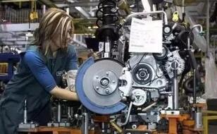 11月德国工业生产环比下降1.9%,远低于增长0.3%的预期