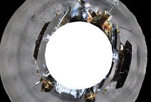 嫦娥四号着陆器月午工作正常 地形地貌相机顺利完成360度环拍