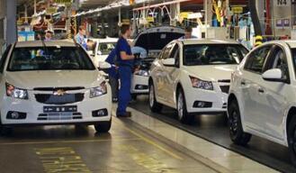 通用汽车中国的销售额在2018年下降了9.9%