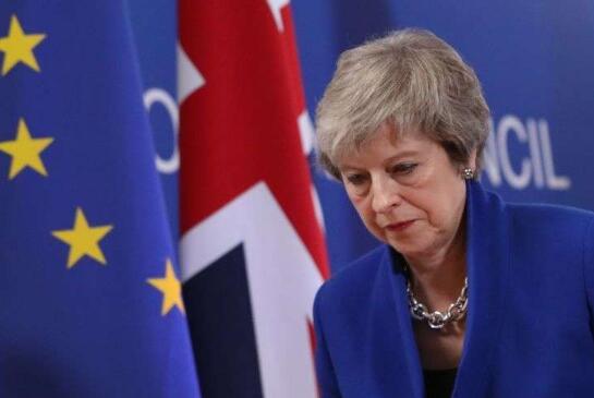 欧盟试图在关键投票前安抚英国退欧