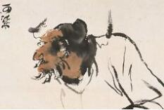 李可染与齐白石水墨人物画的比较