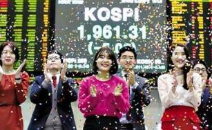 在投资者等待英国脱欧公投结果之际,韩国股市领涨亚洲股市