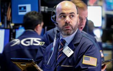 由于对收益的担忧,美股今年首次出现连续亏损