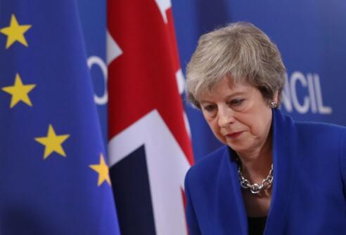 英国退欧可能会使收益成为周二市场面临的最大风险
