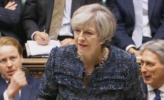 英国议会下院16日经投票表决,否决了对英国政府的不信任动议