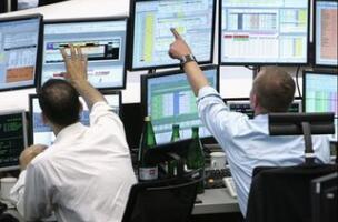 5月英国退欧公投失败后,欧洲股市收盘走高,德意志银行股价上涨8%