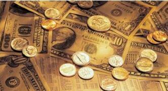 美国政府关闭对美元构成压力  黄金上涨