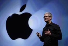 苹果CEO库克:中国的可穿戴设备收入增长超过50%