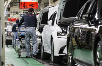 丰田第三季度营业利润增长0.4%