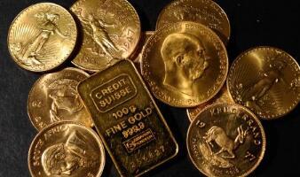黄金攀升对全球经济增长的担忧  美元走强上涨